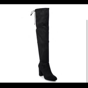 NWT SO Over The Knee Boots